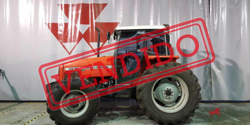 Tractores usados en Galicia massey-ferguson