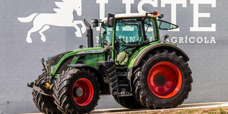 exterior tractor segunda mano