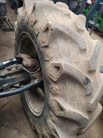 revisar ruedas de tractor de segunda mano
